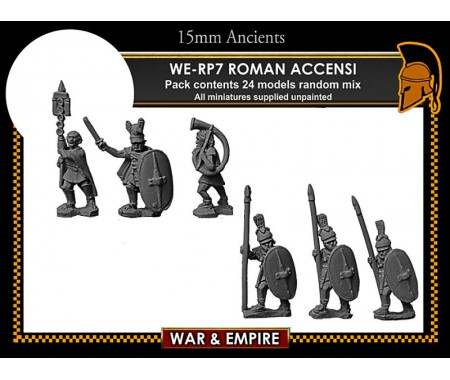WE-RP07 Roman Accensi Medium Infantry