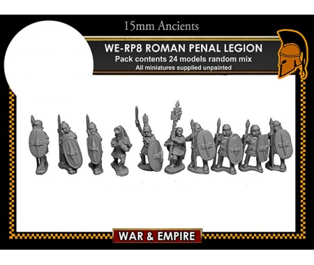 WE-RP08 Roman Penal Legion (Punic Wars)