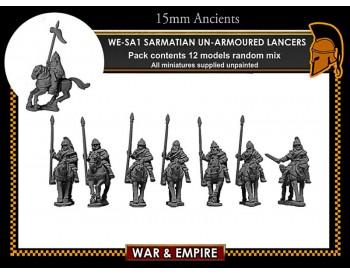 WE-SA01 Sarmatian Unarmoured Lancers
