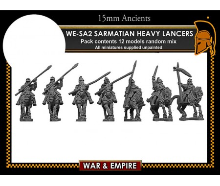 WE-SA02 Sarmatian Heavy Lancers