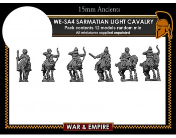 WE-SA04 Sarmatian Light Cavalry