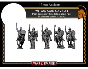 WE-SA05 Alan Cavalry