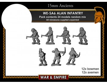 WE-SA06 Alan Infantry