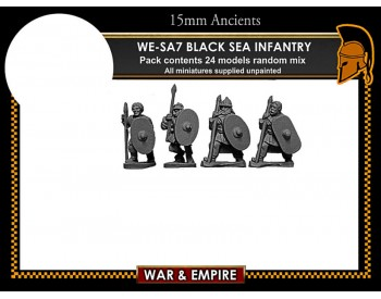WE-SA07 Black Sea Infantry