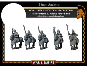 WE-MS01 Later Seleucid Cataphract Cavalry