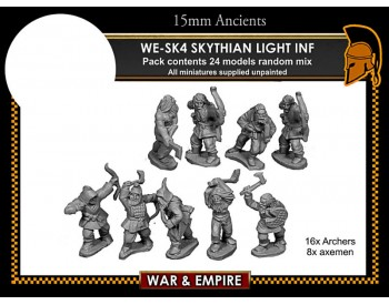 WE-SK04 Skythian Light Infantry