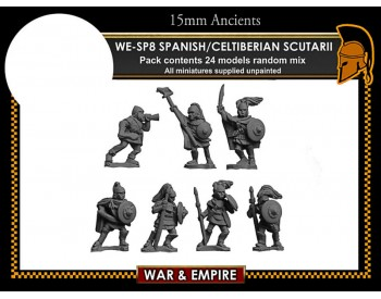 WE-SP08 Spanish/Celtiberian Scutarii