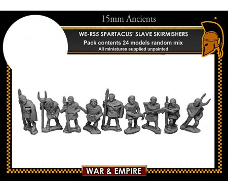 WE-RS05 Spartacus' Slave Skirmishers