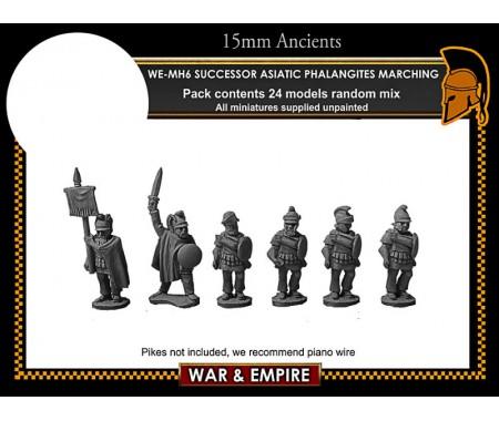 WE-MH06 Successor Asiatic Phalangites, marching