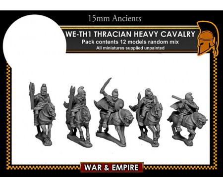 WE-TH01 Thracian Heavy Cavalry