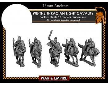 WE-TH02 Thracian Light Cavalry