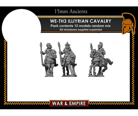 WE-TH03 Illyrian Cavalry