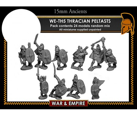 WE-TH05 Thracian Peltasts