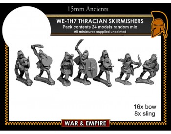 WE-TH07 Thracian Skirmishers