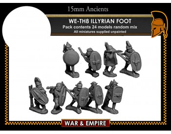 WE-TH08 Illyrian Foot