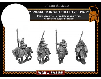 WE-MB03 Bactrian Greek Extra Heavy Cavalry