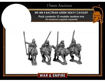 WE-MB04 Bactrian Greek Heavy Cavalry