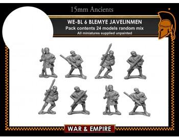 WE-BL06 Blemye Javelinmen
