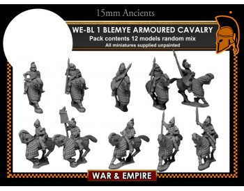 WE-BL01 Blemye Armoured Cavalry
