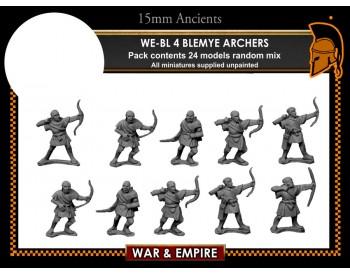WE-BL04 Blemye Archers
