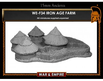 WE-F34 Iron Age Farm