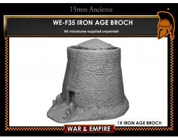 WE-F35 Iron Age Broch