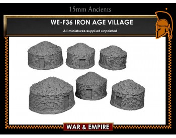 WE-F36 Iron Age Village