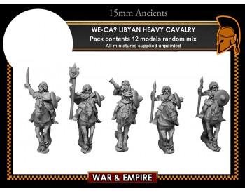 WE-CA09 Libyan Heavy Cavalry