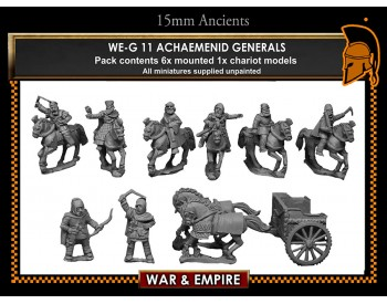 WE-G11 Achaemenid  Generals