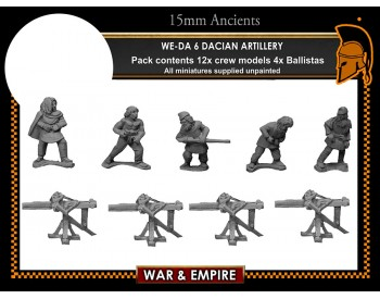 WE-DA06 Dacian Artillery