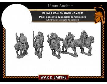 WE-DA01 Dacian Light Cavalry