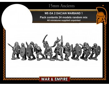WE-DA02 Dacian Warband-I