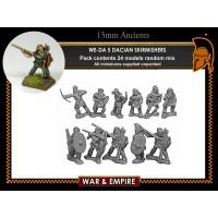 WE-DA05 Dacian Skirmishers