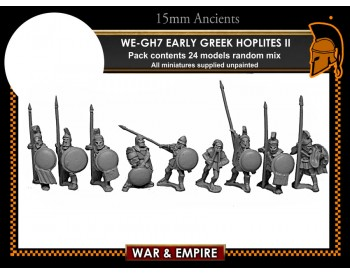 WE-GH7 Early Greek, Hoplites -II
