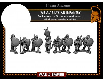 WE-AL13 Lykian Infantry