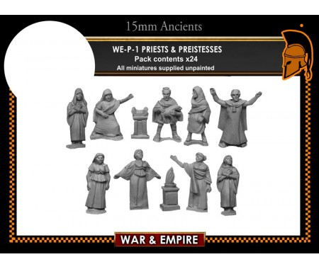 WE-P01 Priests and Priestesses