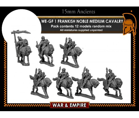 WE-GF01 Frankish Noble Medium Cavalry