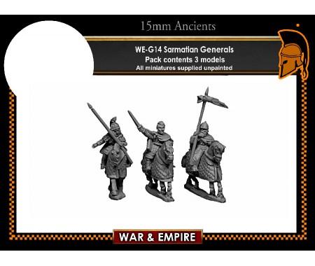 WE-G14 Sarmatian Generals
