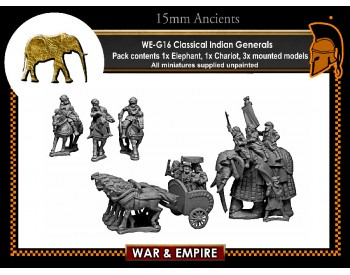 WE-G16 Classical Indian Generals