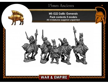 WE-G22 Gallic Generals