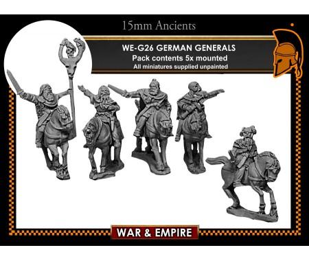 WE-G26 German Generals