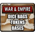 Accessories - Dice, Tokens, Bases