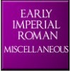 Early Imperial Roman miscellaneous