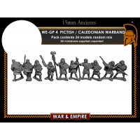 WE-GP04 Pictish and Caledonian Warband, javelins
