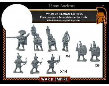 WE-RE23 Hamian Archers