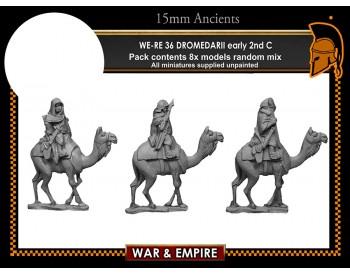 WE-RE36 Dromedarii, early 2nd century