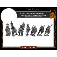 WE-RE12 Auxilia, Late 1st century, javelins