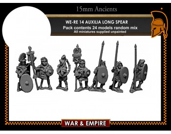 WE-RE14 Auxilia, Long Spear