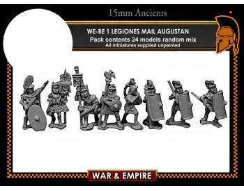 WE-RE01 Legiones, chainmail, Augustan