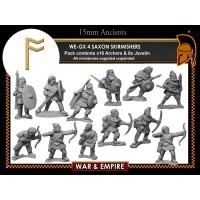 WE-GX04 Saxon Skirmishers